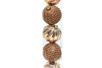 - Çam Ağacı Süsü Gold 6'lı Set (1)