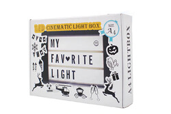 Self Design - A4 Favorit Light Box (1)