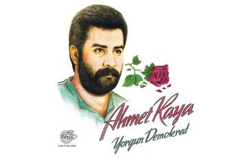 CROWNWELL - Ahmet Kaya Yorgun Demokrat 33-Lp