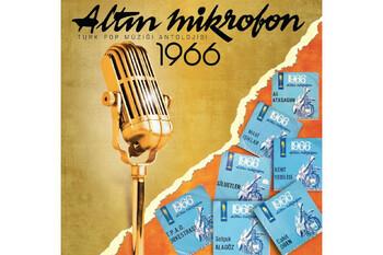 Crownwell - Altın Mikrofon 1966 33-Lp