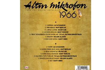 Crownwell - Altın Mikrofon 1966 33-Lp (1)