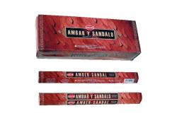 Hem - Amber Sandal Hexa