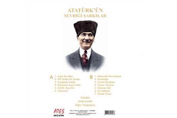 CROWNWELL - Atatürkün Sevdiği Şarkılar (2) 33-Lp (1)