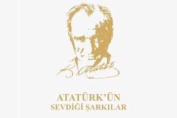 CROWNWELL - Atatürkün Sevdiği Şarkılar (2) 33-Lp