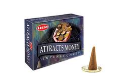 Hem - Attracts Money Cones