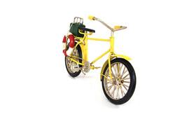 Mnk - Dekoratif Metal Bisiklet Çantalı (1)
