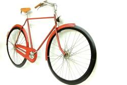 MNK - Bisiklet Duvar Panosu Kırmızı (1)