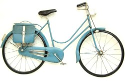 MNK - Bisiklet Pano Mavi