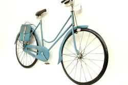 Mnk - Bisiklet Pano Mavi (1)