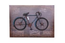 MNK - Bisiklet Duvar Tablo