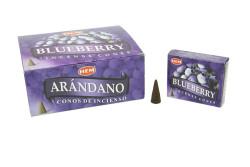 HEM - Blueberry Cones