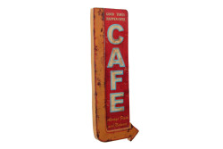 MNK - Cafe Yön Tabelası (1)