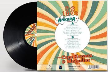 CROWNWELL - Cem Karaca & Moğollar 2.2.1973 Ankara 33-Lp (1)