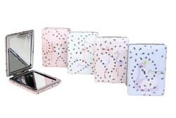 Self Design - Cep Aynası Dikdörtgen Flamingo