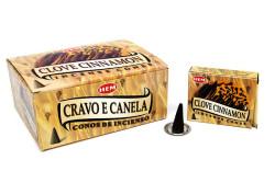 Hem - Cinnamon Clove Cones (1)
