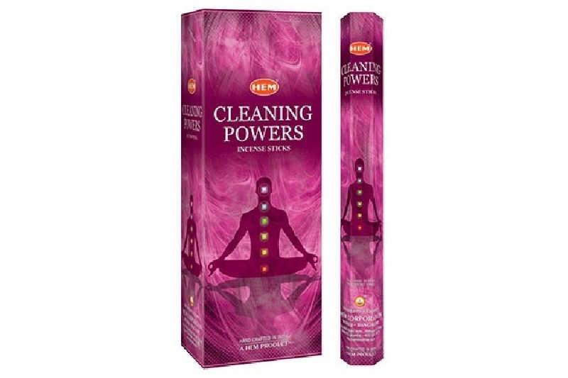 Cleaning Powers Hexa