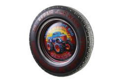 Mnk - Dekoratif Araba Tekerleği 4x4 Temalı Led Işıklı (1)
