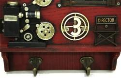 Mnk - Dekoratif Kutu Anahtarlık Çerçeveli (1)