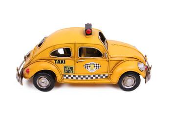 MNK - Dekoratif Metal Araba Taksi (1)