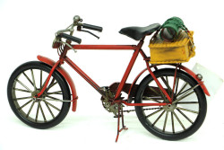 MNK - Dekoratif Metal Bisiklet (1)