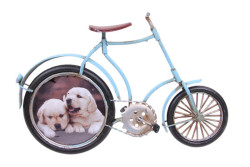 MNK - Dekoratif Metal Bisiklet Çerçeveli
