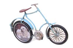 Mnk - Dekoratif Metal Bisiklet Çerçeveli (1)