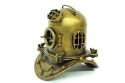 Mnk - Dekoratif Metal Dalgıç Başlığı (1)