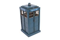 MNK - Dekoratif Metal Doktor Who Kumbaralı