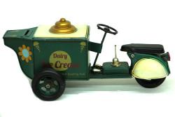 Mnk - Dekoratif Metal Dondurma Arabası (1)
