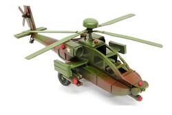 Mnk - Dekoratif Metal Helikopter