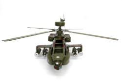 Mnk - Dekoratif Metal Helikopter (1)