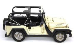 MNK - Dekoratif Metal Jeep (1)