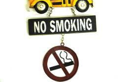 Mnk - Dekoratif Metal Kapı Yazısı Okul Otobüsü (1)