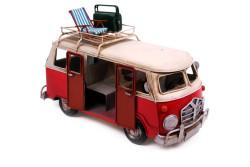 Mnk - Dekoratif Metal Minibüs