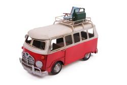 Mnk - Dekoratif Metal Minibüs (1)