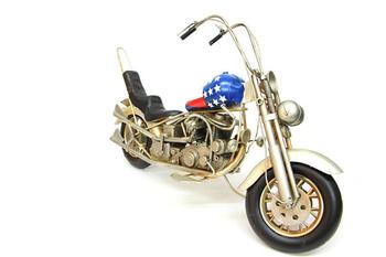 - Dekoratif Metal Motosiklet