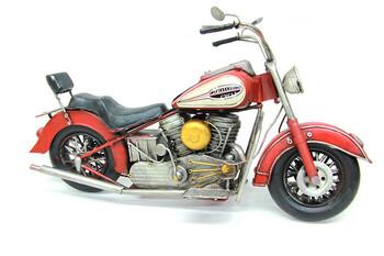 - Dekoratif Metal Motosiklet (1)