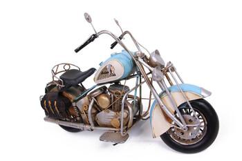MNK - Dekoratif Metal Motosiklet (1)