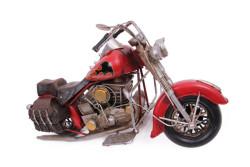 Mnk - Dekoratif Metal Motosiklet Çantalı (1)