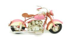 Mnk - Dekoratif Metal Motosiklet