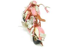 Dekoratif Metal Motosiklet - Thumbnail