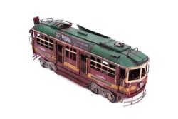 Mnk - Dekoratif Metal Piccaso Treni (1)