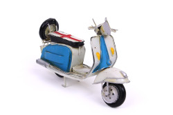 MNK - Dekoratif Metal Scooter