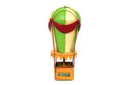 Mnk - Dekoratif Metal Sıcak Hava Balonu