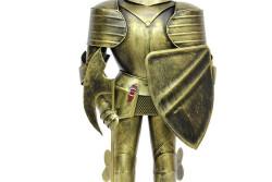 MNK - Dekoratif Metal Şovalye (1)