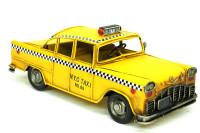 Mnk - Dekoratif Metal Taksi (1)
