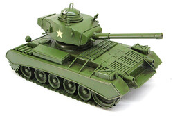 Mnk - Dekoratif Metal Tank