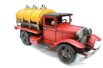 MNK - Dekoratif Metal Tanker