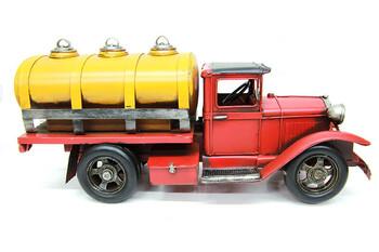 MNK - Dekoratif Metal Tanker (1)