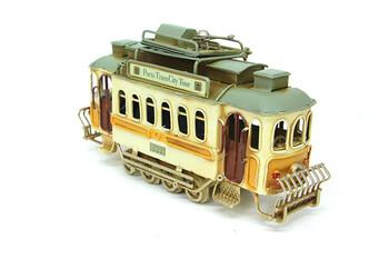 MNK - Dekoratif Metal Tramvay Çerçeveli